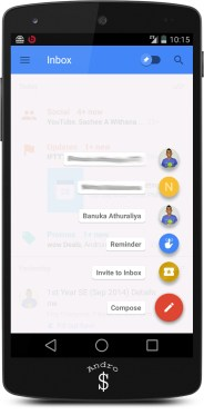 Google Inbox Review – Andro Dollar (1)