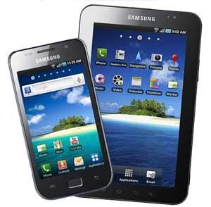 Samsung 表示 Galaxy S 和 Galaxy Tab不會升級Ice Cream Sandwich   Android-APK