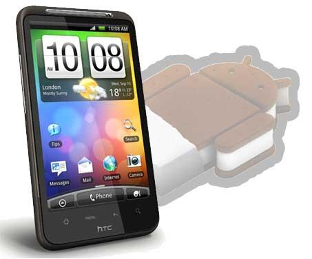HTC Desire HD 沒有 Android 4.0 ICS 升級?!   Android-APK