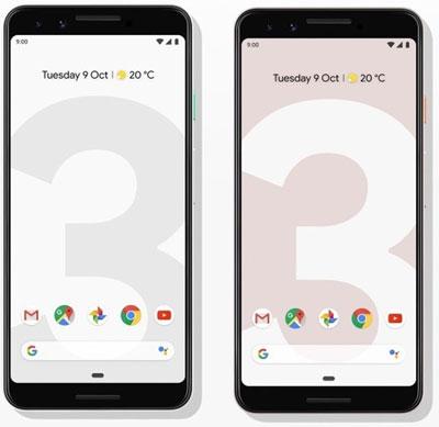 Google Pixel 3 電話銷量不及預期 | Android-APK