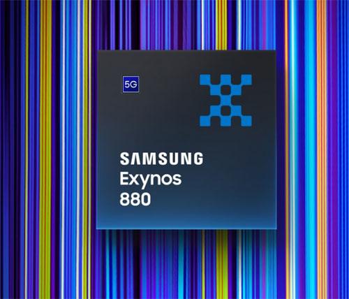 Samsung 推出 Exynos 880 晶片. 支援5G 價格較便宜   Android-APK