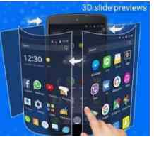 CM launcher 3D download for Android phones