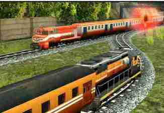 Download Train Racing Game For Android Phones