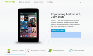 Google stellt Jelly Bean vor