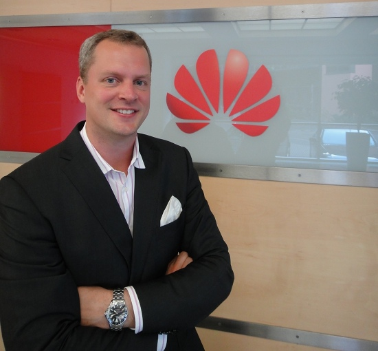 Lars Christian Weisswange ist Vice President Terminals Western Europe bei Huawei