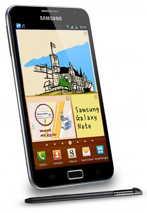 Samsung Galaxy Note - GT-N 7000