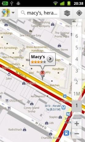 Google Maps jetzt mit Gebäudeplänen   Android-Fan.de