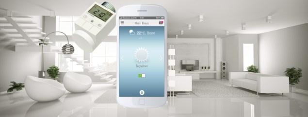 Smart Home: Die Heizung von unterwegs steuern