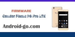 فلاشة كوندور [Firmware Condor Plume P6 Pro LTE PGN528 [T8144