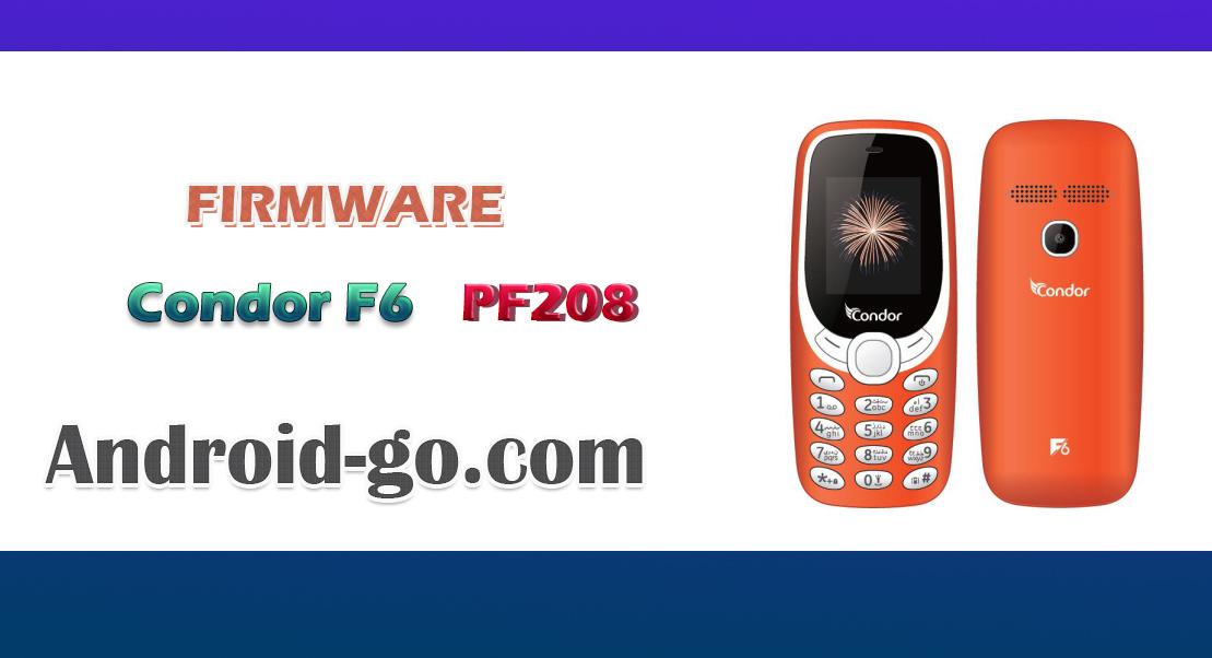 Condor F6 PF208 SC6531