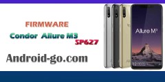 فلاشة كوندور Firmware condor Allure M3 SP627