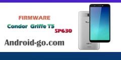 فلاشة كوندور Firmware Condor Griffe T5 SP630