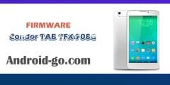 فلاش تابليت Firmware Condor TFX-708G