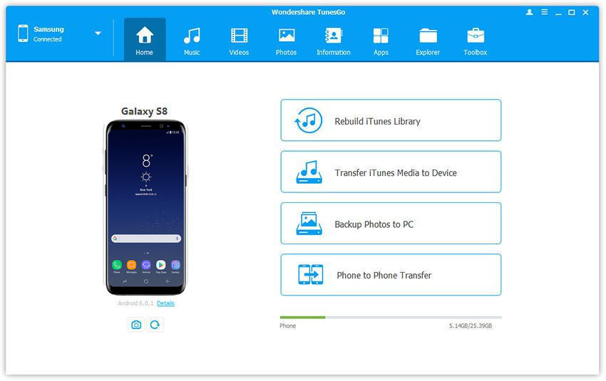 2 Ways to Backup Apps/Apps Data on Samsung Galaxy S8