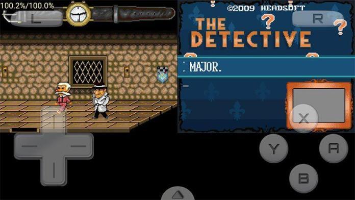 android emulatore giochi