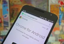 chrome android aggiornamento aumenta velocita