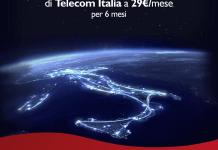 fibra ottica telecom fibra