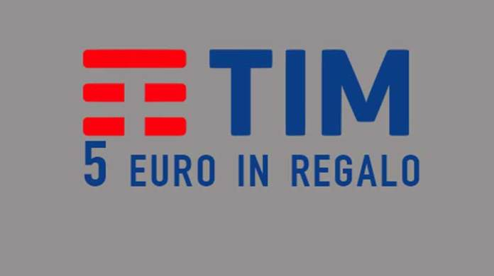 offerta tim 5 euro bonus ricarica
