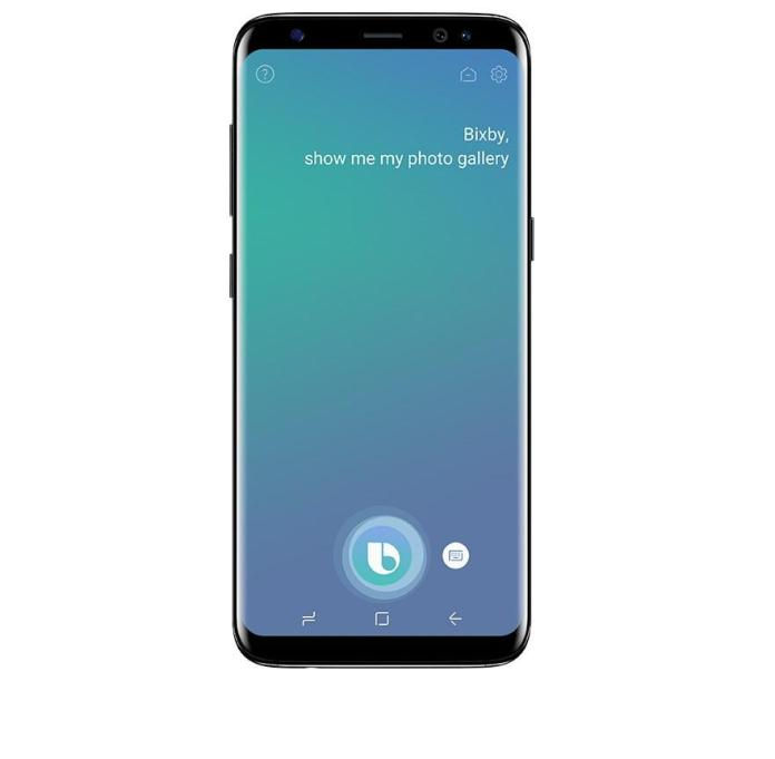 samsung s8 bixby aggiornamento