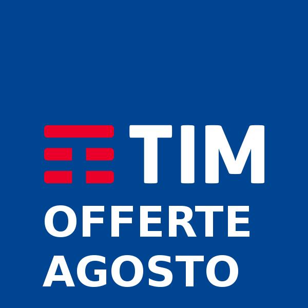 offerte tim agosto 2017
