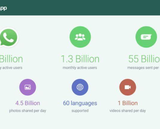 whatsapp utenti miliardo