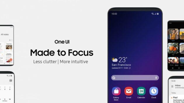 aggiornamento samsung s8 android pie