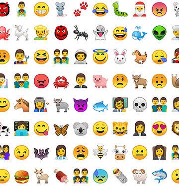 Tüm emojis