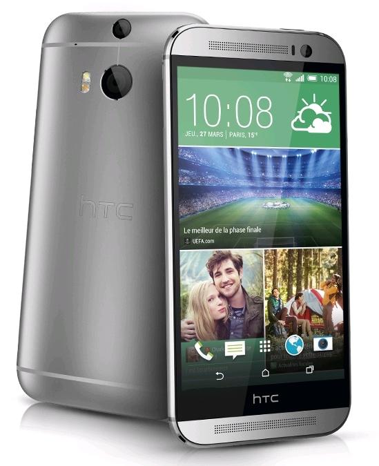 HTC One – M8 : Présentation