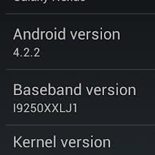 Official Stock Android 4.2.2