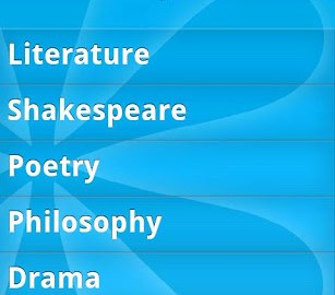 SparkNotes for Android