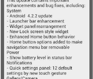 Android 4.2.2 Jelly Bean rolled out in Europe
