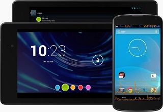 Google Android 4.3 Jelly Bean Oficial