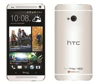 Verizon #4G LTE + HTC One 22 August