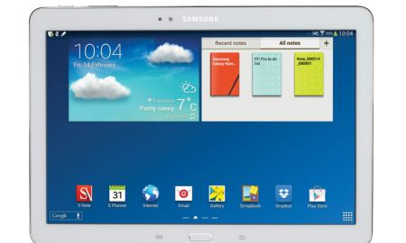 Samsung Galaxy Note 10.1 Android 4.4.4