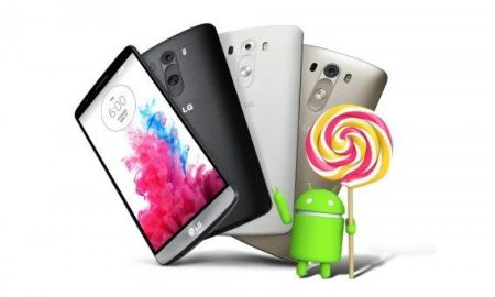 Android 5.0 Lollipop for LG G2