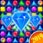 Jewel Crush – Jewels Gems Match 3 Legend 3.5.0 .APK MOD Unlimited money Download for android
