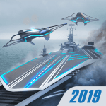Pacific Warships World of Naval PvP Wargame 0.9.131 .APK MOD Unlimited money Download for android