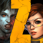 Zero City Zombie games for Survival in a shelter 1.7.2 .APK MOD Unlimited money Download for android