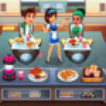 Cooking Cafe – Food Chef .APK MOD Unlimited money Download for android