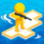 War of Rafts Crazy Sea Battle .APK MOD Unlimited money Download for android