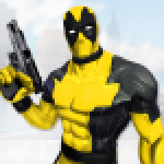 Real Ninja Superhero Las Vegas gangster Fight 1.0.1 .APK MOD Unlimited money Download for android
