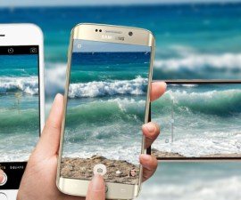 Samsung Galaxy S6 And HTC M9
