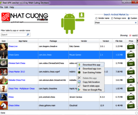Download APK Files From Play Store To Windows