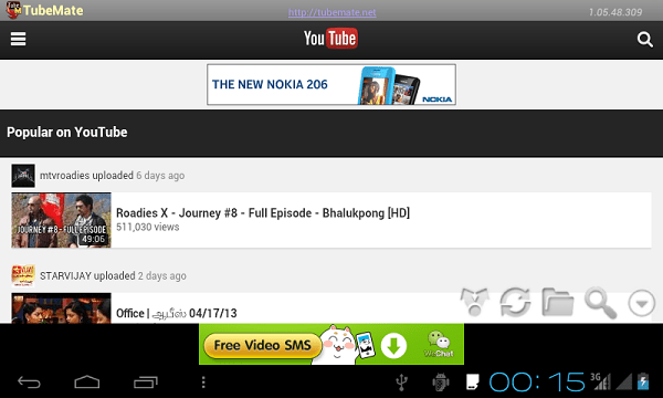 Download youtube videos via android ccuart Images