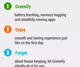 The Greenify