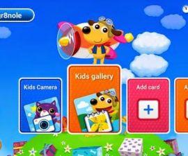 Enable Kids Mode On A Samsung Galaxy Tab 3 7.0
