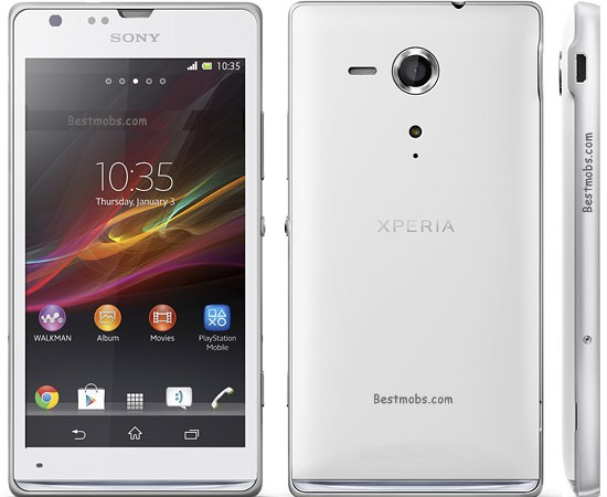 Sony Xperia SP with a locked bootloader.