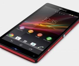 Sony Xperia ZQ/ZL