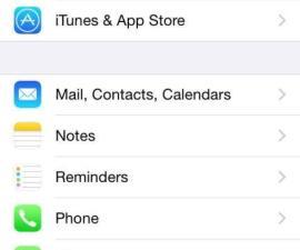 Upgrading To iOS8