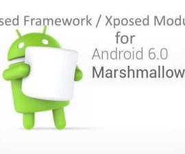 Install Xposed Framework